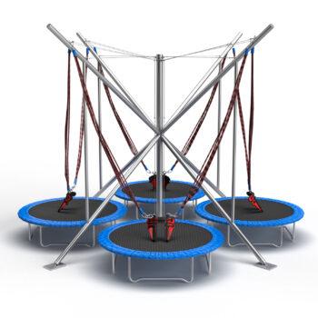 4in1 Eurojumper park model
